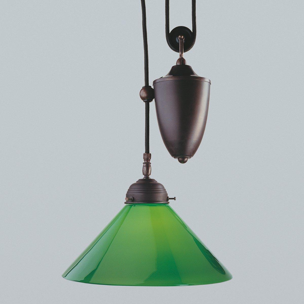 zuglampe k chenlampe esstischlampe von berliner messinglampen bei lampen suntinger shop kaufen. Black Bedroom Furniture Sets. Home Design Ideas