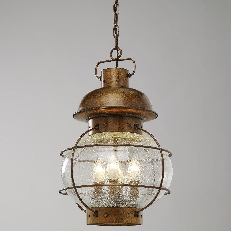 ausgefallener leuchter zur beleuchtung im nautischen maritimen stil aus handwerklicher fertigung. Black Bedroom Furniture Sets. Home Design Ideas