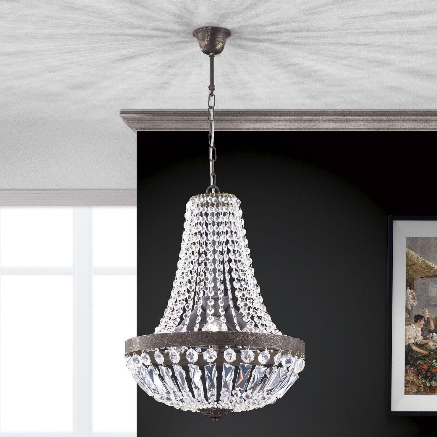 kronleuchter catlitterplus. Black Bedroom Furniture Sets. Home Design Ideas