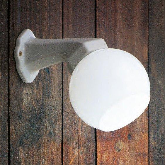 exquisite kleine badleuchte oder spiegelleuchte in keramik. Black Bedroom Furniture Sets. Home Design Ideas