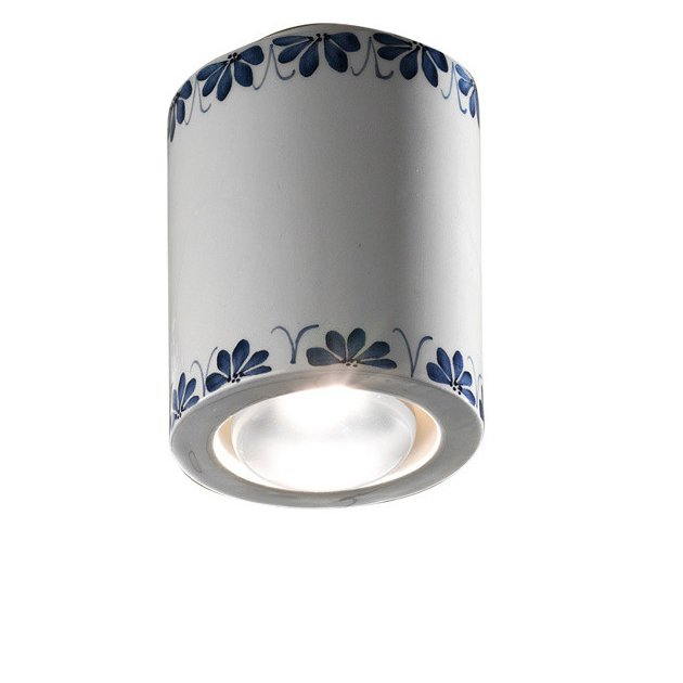Keramik plafoniere kleine runde deckenlampe im for Kleine runde deckenleuchten