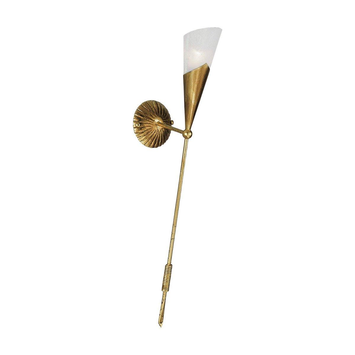 dekorative wandfackel im modernen landhausstil von hans k gl bei lampen suntinger shop. Black Bedroom Furniture Sets. Home Design Ideas