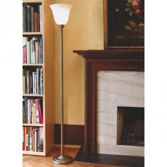 au ergew hnliche stehlampen und stehleuchten im. Black Bedroom Furniture Sets. Home Design Ideas