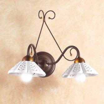 Wohnzimmerlampe mediterran - Wandlampe mediterran ...