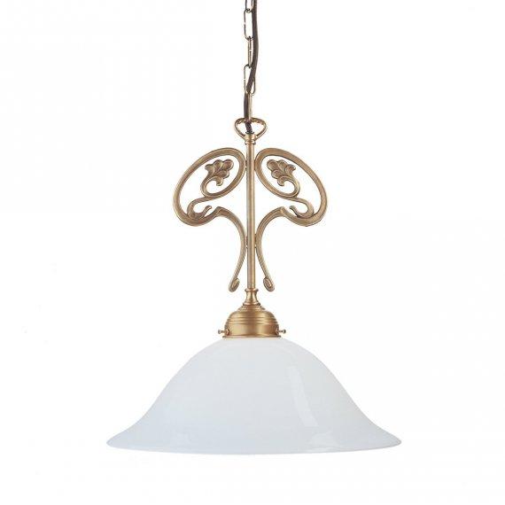 Pendelleuchten im landhausstil moderne pendel for Jugendstil lampen
