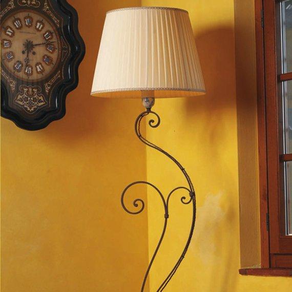 italienische stehlampen. Black Bedroom Furniture Sets. Home Design Ideas