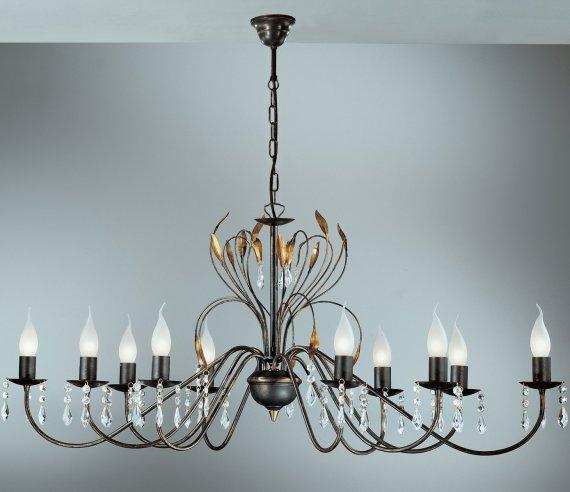 kronleuchter von hans k gl wohnlicht. Black Bedroom Furniture Sets. Home Design Ideas