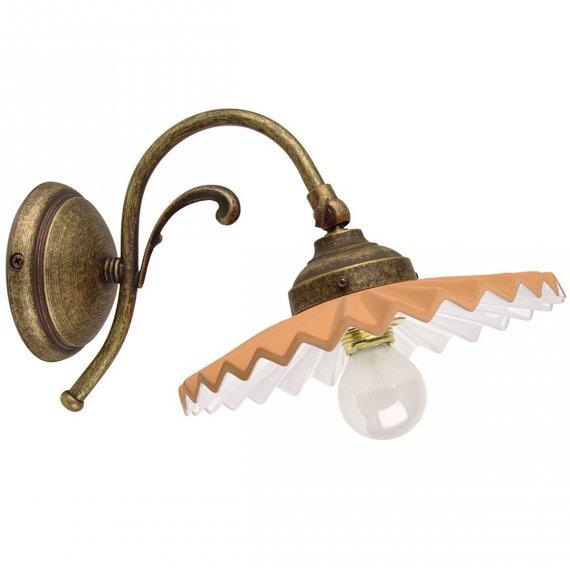 kleine wandleuchte im landhausstil lampen suntinger shop. Black Bedroom Furniture Sets. Home Design Ideas
