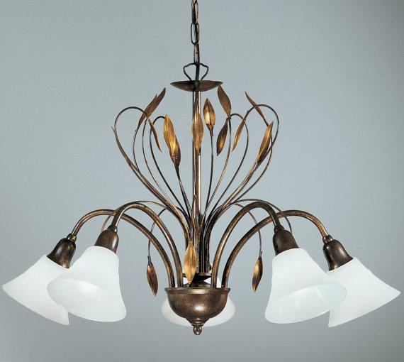 Leuchten gnstig trendy stylische auen leuchten with leuchten gnstig robers leuchten mit echten - Stehlampe mit kristallen ...