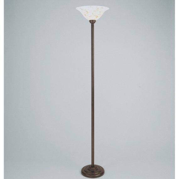 deckenfluter stehlampe von berliner messinlampen. Black Bedroom Furniture Sets. Home Design Ideas