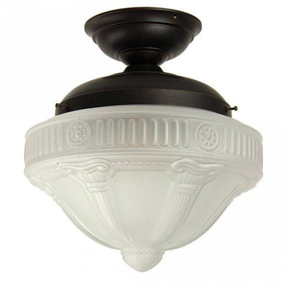 Jugendstil Deckenlampe leander historische jugendstil-deckenlampe im stil historischer