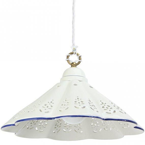 Nostalgie pendelleuchte im toskanischen stil lampen for Lampen nostalgie