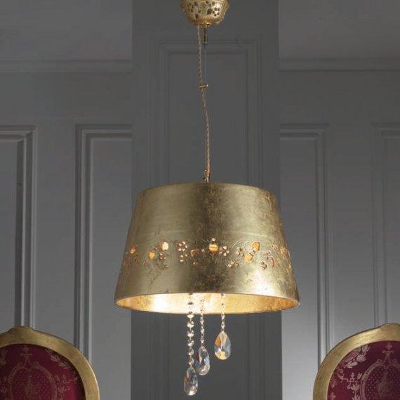 mediterrane pendelleuchtein gold und silber im. Black Bedroom Furniture Sets. Home Design Ideas