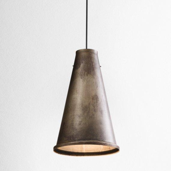 shabby chic eisen pendelleuchte im industriedesign von il fanale lampen suntinger shop. Black Bedroom Furniture Sets. Home Design Ideas