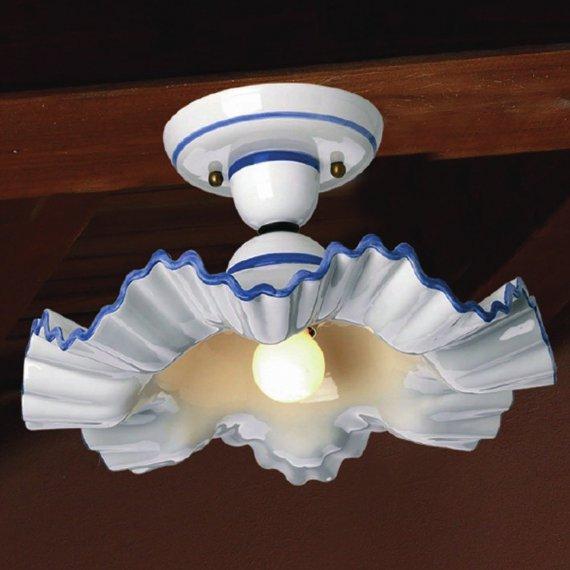 italienische deckenlampe im landhausstil von signa g nstig. Black Bedroom Furniture Sets. Home Design Ideas