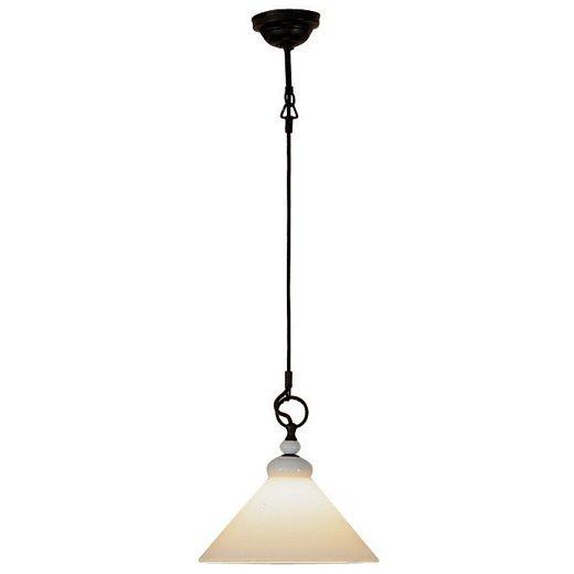 volta landhaus pendelleuchte von menzel leuchten lampen. Black Bedroom Furniture Sets. Home Design Ideas
