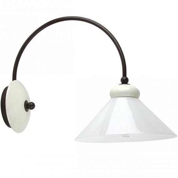 Volta nostalgische wandleuchte von menzel leuchten for Nostalgische lampen