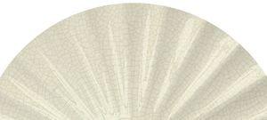 Dreiflammige Deckenleuchte In Messing Und Keramik Mit Einzeln